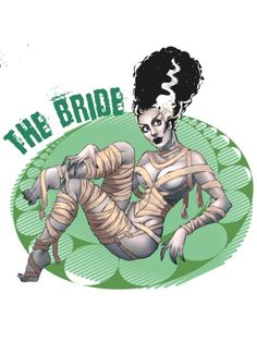 The Bride  by quotidia