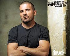 Lincoln Burrows from Prison Break <3