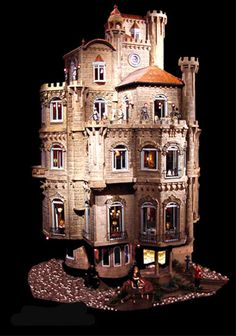 A World In a Miniature...  Castles,Doll Houses,Military...