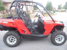 New 2016 Can-Am Commander DPS 1000 ATVs For Sale in Tennessee. Get the flexibility to customize your machine the way you want it, with the control of the Tri-Mode Dynamic Power Steering (DPS).Features may include: