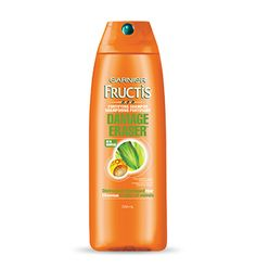 I was really impressed with this shampoo.  It has a light, fresh smell and not too much lather.  The #Damageraser #fructis line has made my hair helthier in one week! Thanks to #Influenster I got a free sample to review!