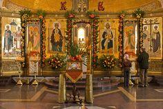 Catalog of St Elisabeth Convent. http://catalog.obitel-minsk.com/ministry?&___store=default #CatalogOfGoodDeeds #christianity #orthodox #church #prayer #interior #easter #handpainted #icon #order