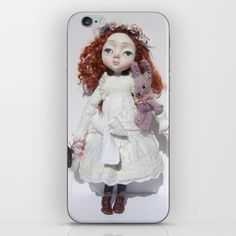 Faye, the little moth collector iPhone Skin by samcrowart Iphone Skins, The Collector, Moth, Anime, Cartoon Movies, Anime Music, Anime Shows