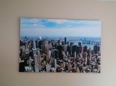 Xpozer skyline NY van op the empire state building opgehangen, deze is 90x135 cm pic.twitter.com/utaQhCBMxG