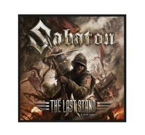 Sabaton Last Stand Patch