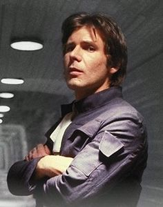 Han Solo from Star Wars Episode 5 The Empire Strikes Back