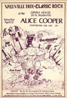 Alice Cooper 1971-04-17