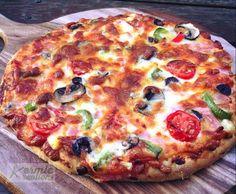 Recipe Never Fail Best Ever Pizza Dough - Kermie Kreations by Kermie Kreations - Recipe of category Basics