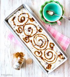 Korvapuustijäätelö | Reseptit | Kinuskikissa Oreo, Nom Nom, Deserts, Food And Drink, Ice Cream, Baking, Sweet, February, Glass