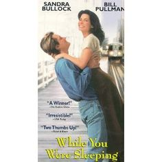 While You Were Sleeping [VHS]