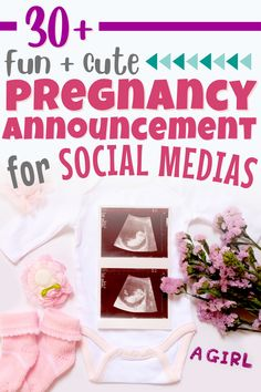 Cute & funny pregnancy announcement ideas, perfect for social media and for every occasion. Includes 30+ ideas. Announcements for first or second baby, halloween, christmas, thanksgiving, with dog, pumpkin, onesie, and more. You are sure to find the perfect one for you! #pregnancy #pregnancyannouncement Cute Pregnancy Announcement, Pregnancy Stages, Second Baby, Are You The One, Onesies, Social Media, Fun, Stages Of Pregnancy, Babies Clothes