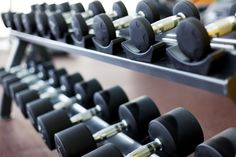 Eww! These 3 Pieces Of Gym Equipment Have The Most Germs Ever ...