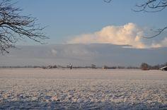 Easterein dec.2014 met een heel klein beetje sneeuw