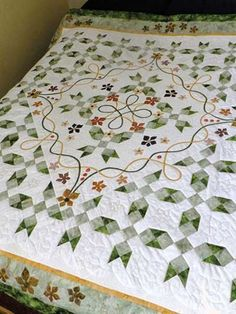 Celtic Jewels Quilt Pattern