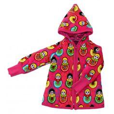 Metsola from Finland MetsolaSS13: Babushka tikkitakki (86/92-122/128cm) #kids #fashion