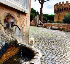 https://flic.kr/p/Ai5Yo9 | More Roman fresh water fountains.. #upsticksandgo #travel #roma #rome #italy #italia #fountains #water #exploring #instagood #instatravel #michfrost #ostiaantica #history