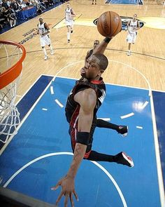 Out of the way Miami Heat Basketball, Sports Basketball, Soccer, 2006 Nba Finals, Allen Iverson, Dwyane Wade, American Sports, World Of Sports, Athlete