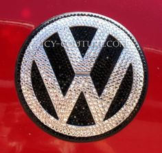 Bling Your Volkswagen W Emblem! Whats your color?