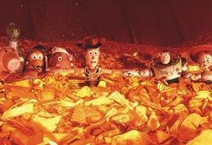 30 Day Disney Challenge - Day 8, Saddest Moment - Toy Story 3 Incinerator Scene
