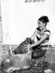 Elizabeth Taylor by Rayne790