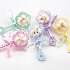babyshower favors | Baby Shower Favors | {The Roche Shop} party favors, party decorations ...
