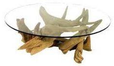 Image result for driftwood furniture