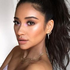 Probably One Of My Fav Makeup Looks On @shaymitchell Ever Details To Come On My App Flawless By Patrick Ta Launching Next Week