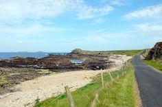 Google+  The route of the #WildAtlanticWay near Malin Head