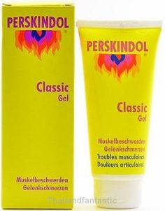 CRAMPS INJURY SPORT RELIEVE MUSCULAR ACHES PAIN ANALGESIC NECK Perskindol GEL  Price:US $11.99  http://www.ebay.com/itm/162067384815  #ebay #Thailandfantastic #Paypal #Health #Beauty #Healthcare #Care #CounterMedicine #Pain #Fever #Relief #CRAMPS #INJURY #SPORT #RELIEVE #MUSCULAR #ACHES #PAIN #ANALGESIC #NECK #Perskindol #GEL