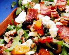Roasted on Pinterest | Grilled Romaine Salad, Arugula Salad and Salad ...