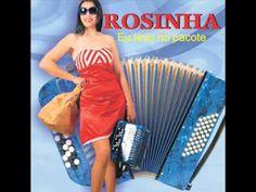 Rosinha - Está a entrar dobrada (com letra)