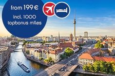 Earn extra bonus miles at #airberlin using these promo codes at #dealvoucherz