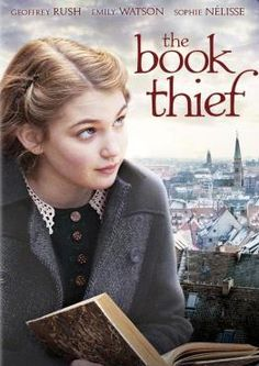 The Book Thief. This was a good movie. Surprised by it. I cried watching this, such a great movie.