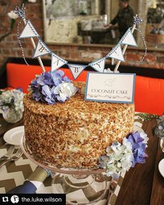 1000 Images About The Ultimate Coconut Cake 174 On Pinterest