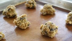 Barley cookie dough
