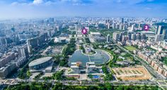 OBSERVING DONGGUAN FROM THE SKIES