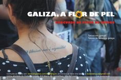 [IES Marco do Camballón de Vila de Cruces, 2015] Tatoos, Nail, Activities, Santiago De Compostela, Libraries, Poster, Tatto, Tattos