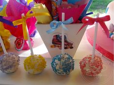 SD Eventos: SOY LUNA PARA LUCY!! Candy Bar Soy Luna Mesa dulce Soy Luna Sweet table Soy Luna Cake pops Soy Luna