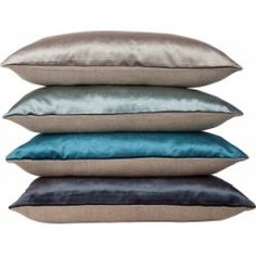 Yves Delorme Berlingot Velvet Pillows