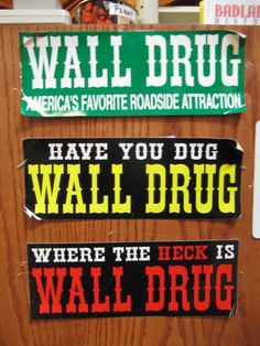 Perfect Wall Drug Part 19