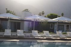 L'Horizon Hotel and Spa | Palm Springs CA | Steve Hermann Architecture