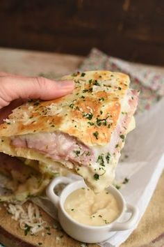 Chicken Cordon Bleu Quesadillas Are you hungry yet? Grab a a handful of ingredients and whip up Chicken Cordon Bleu Quesadillas at your e. Cooking Recipes, Healthy Recipes, Easy Recipes, Skillet Recipes, Amazing Food Recipes, Casserole Recipes, Aldi Recipes, Healthy Food, Recipies
