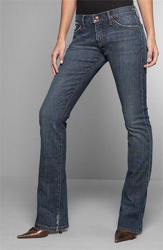 Goldsign 'Envy' Straight Leg Stretch Jeans   Nordstrom