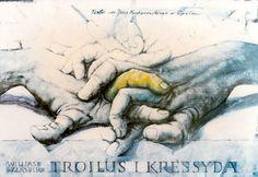 Polnar Bolesław, Troilus i Kressyda, Szekspir, 1988