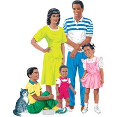 family reunion clip art 10 family reunion pinterest family rh pinterest com african american christian family clipart african american family clipart