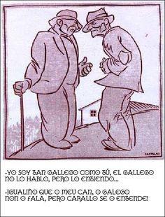 Galego claro!