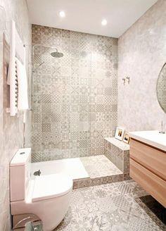 30 ideas para combinar tus muebles de baño de estilo actual · 30 ideas to combine your bathroom furniture