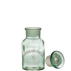 AQUAMARIN Apothekerglas 125ml, grün - Gläser 2,99€