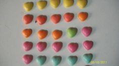 Mini Heart, Miniatures, Hearts