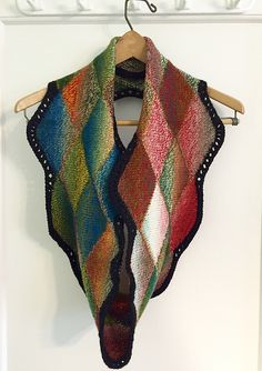 Ravelry: Short Row Stockinette Cowl pattern by Suzanne Bryan